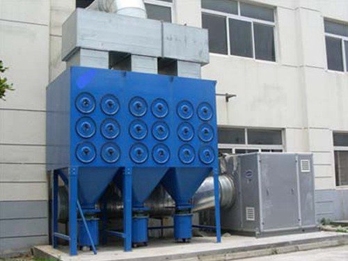AT-LTC滤筒式除尘器